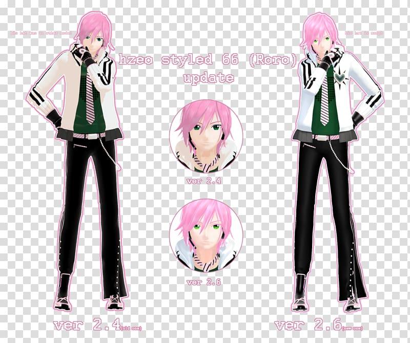 MikuMikuDance Vocaloid Roll onroll off VY2 Hatsune Miku Project 800x670