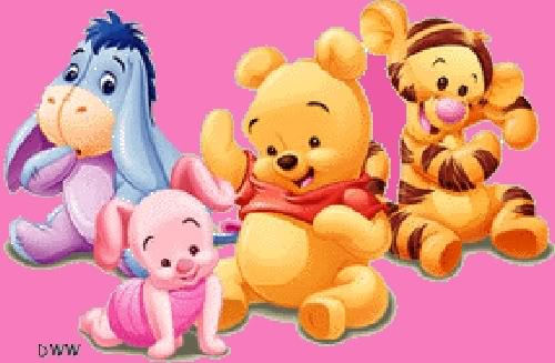 78 Winnie The Pooh And Friends Wallpaper On Wallpapersafari