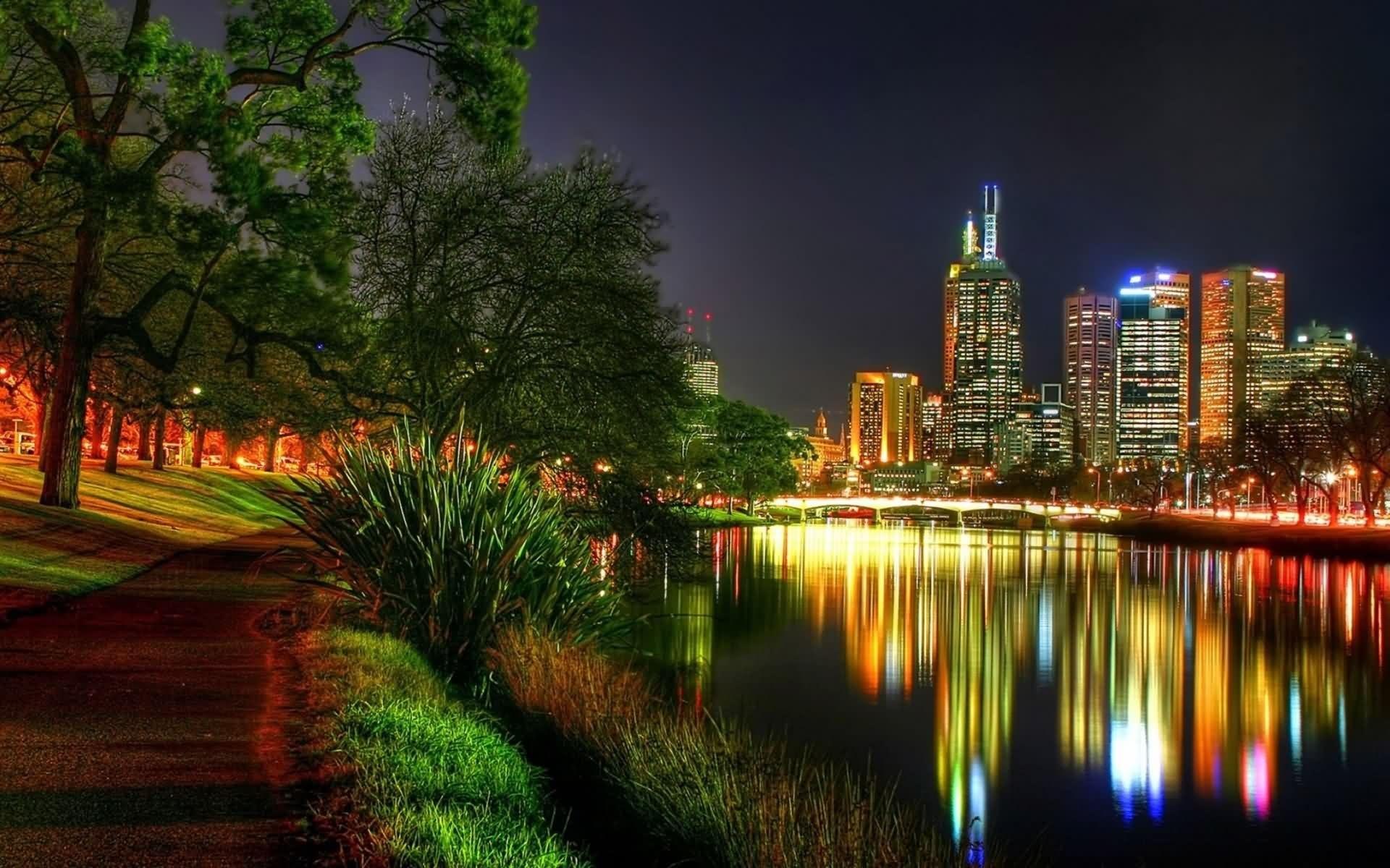 City at Night wallpaper Wallpapers   1920x1200   508816 1920x1200