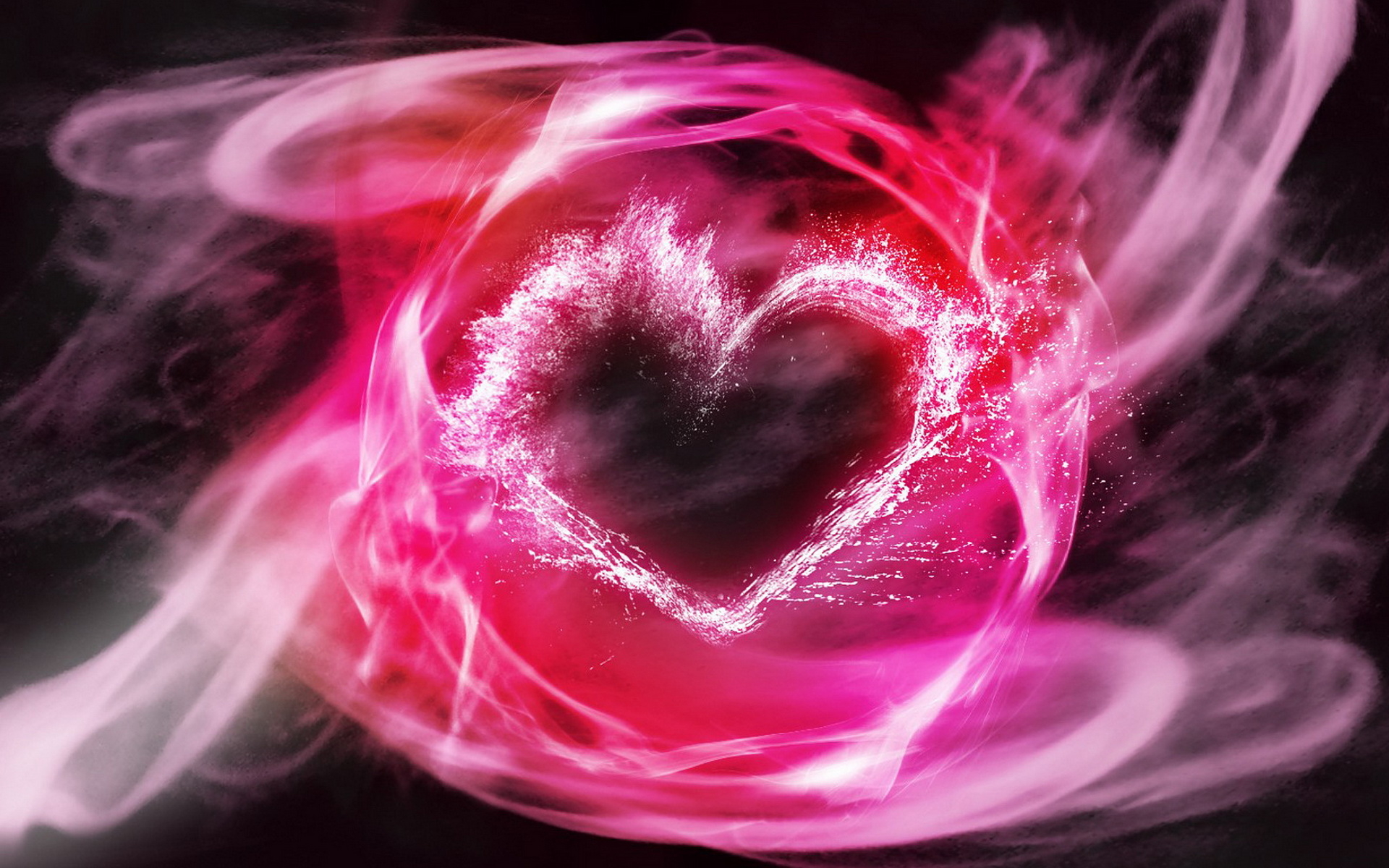 Flaming heart wallpapers and images   wallpapers pictures photos 1920x1200