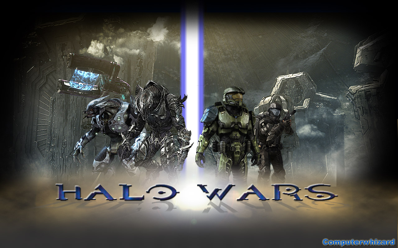 Halo Wars Elite Wallpaper Halo Wars Elite Wallpaper 1280x800