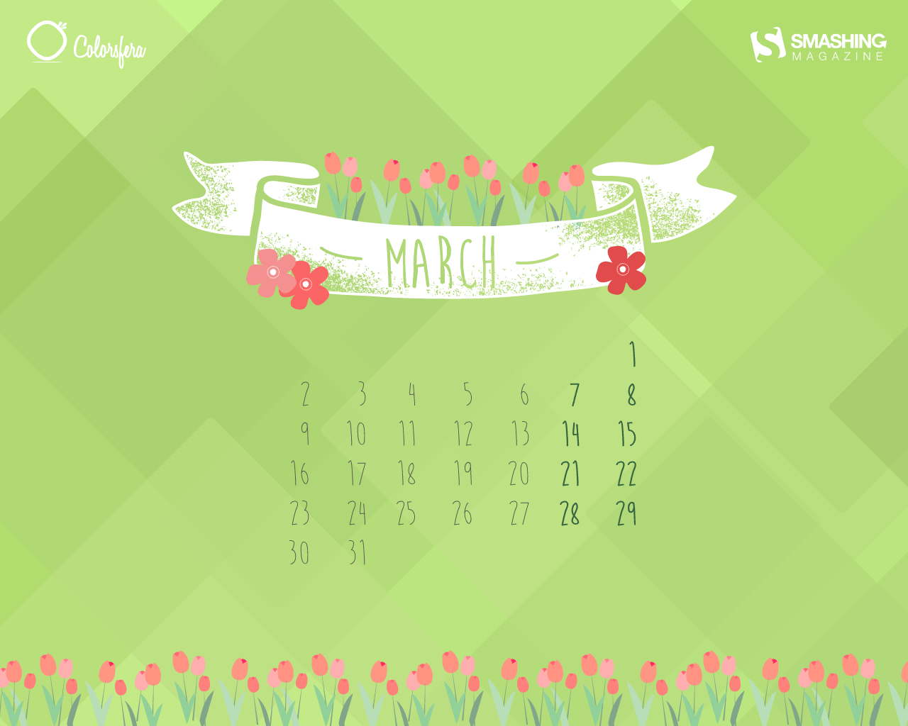 Desktop Wallpaper Calendars March 2015 Smashing Magazine 1280x1024