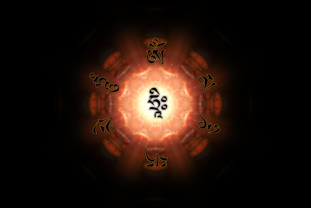 Om Mani Padme Hum by Willbay 1024x685