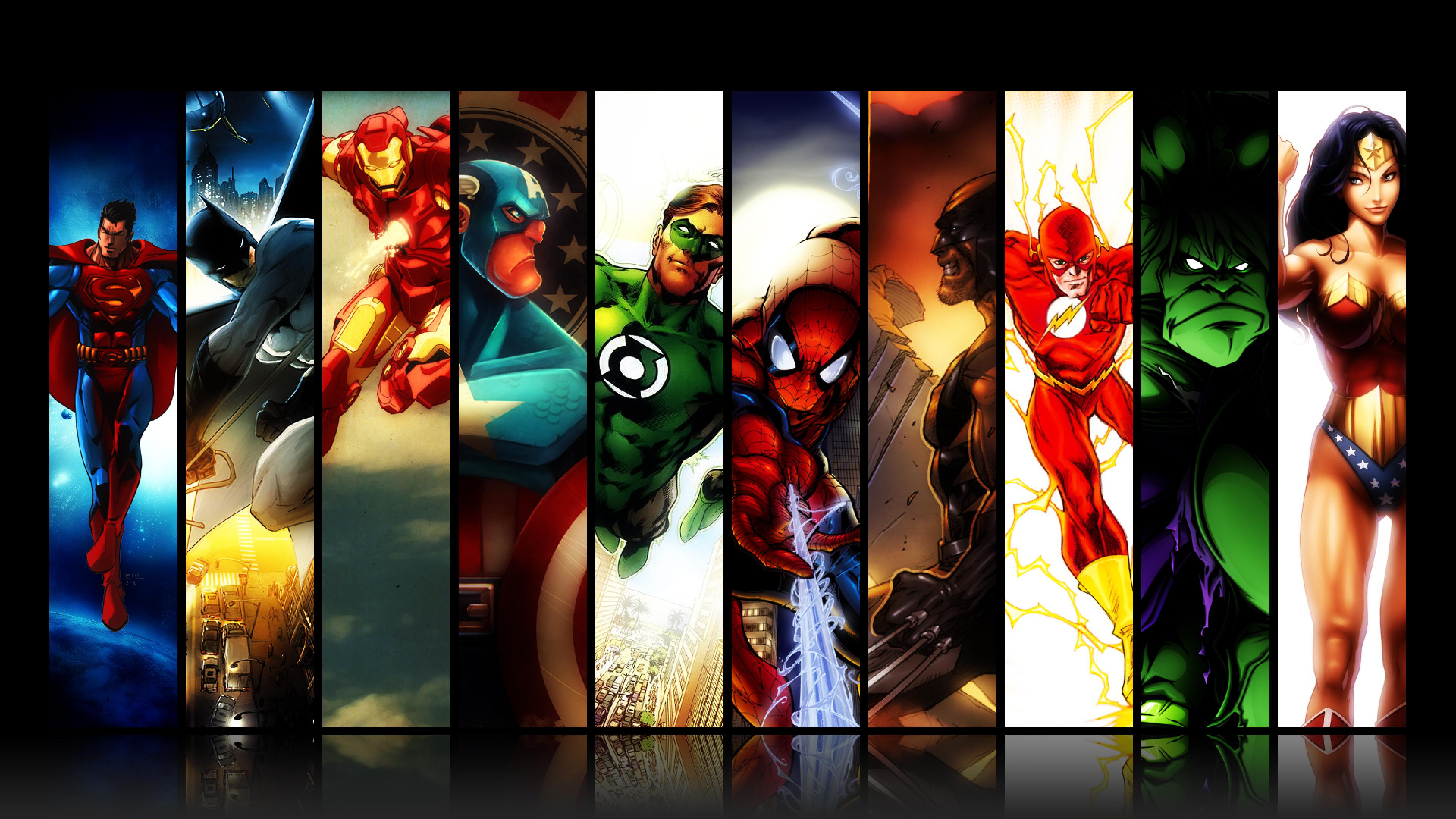 Pics Photos   Marvel Wallpaper Hd Wallpapers S 11117 Hd 3840x2160