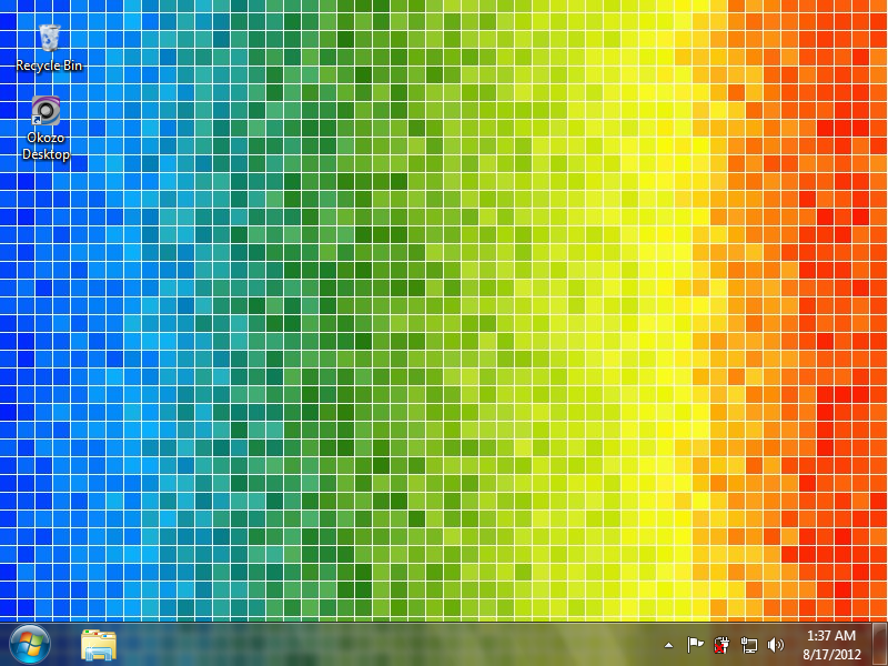 pixel rainbow wallpaper google - photo #14