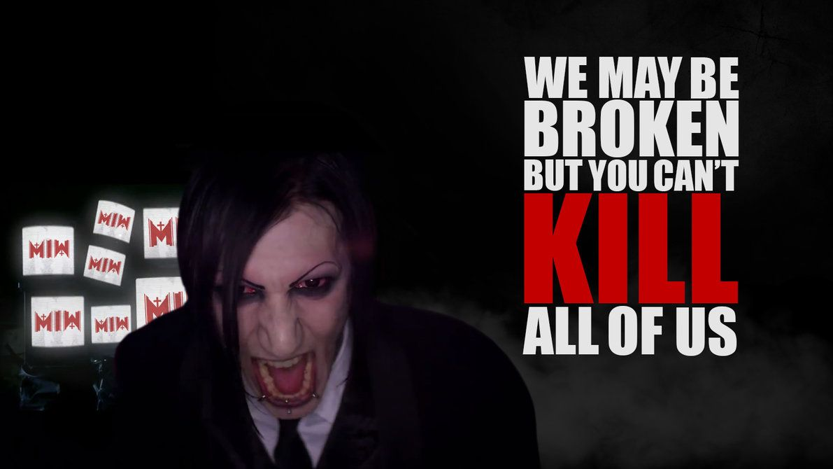 Motionless In White Wallpapers 1191x670