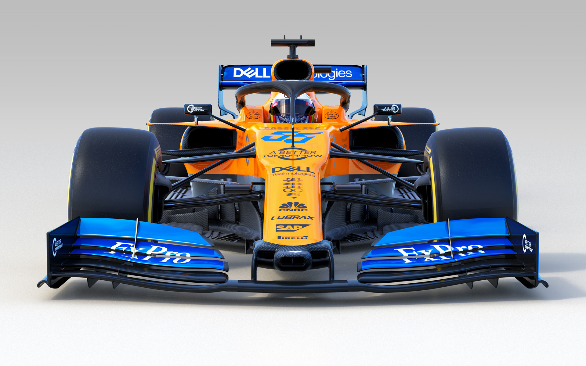 2019 McLaren MCL34   Wallpapers and HD Images Car Pixel 1920x1200