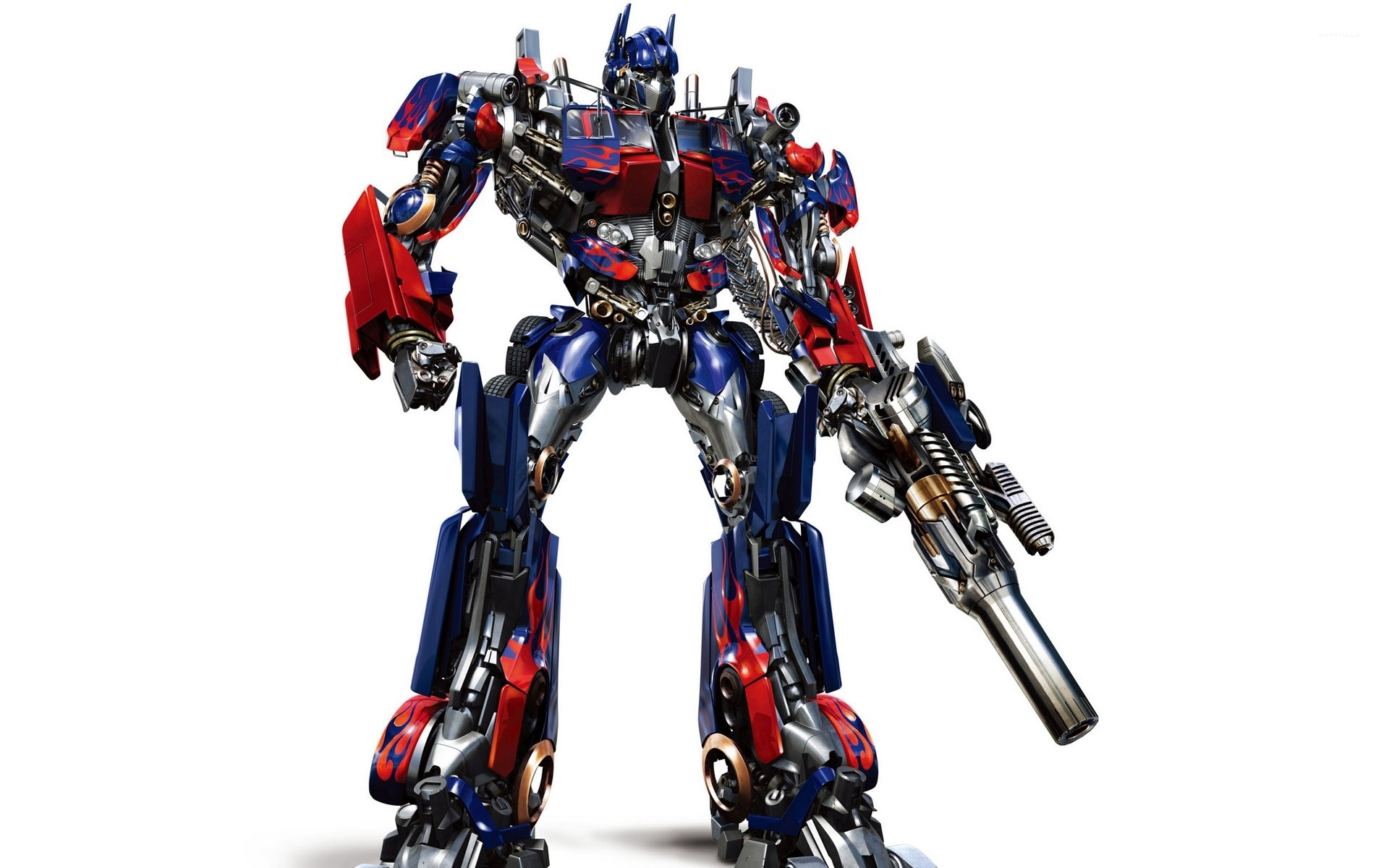 Transformers Optimus Prime Wallpaper - WallpaperSafari
