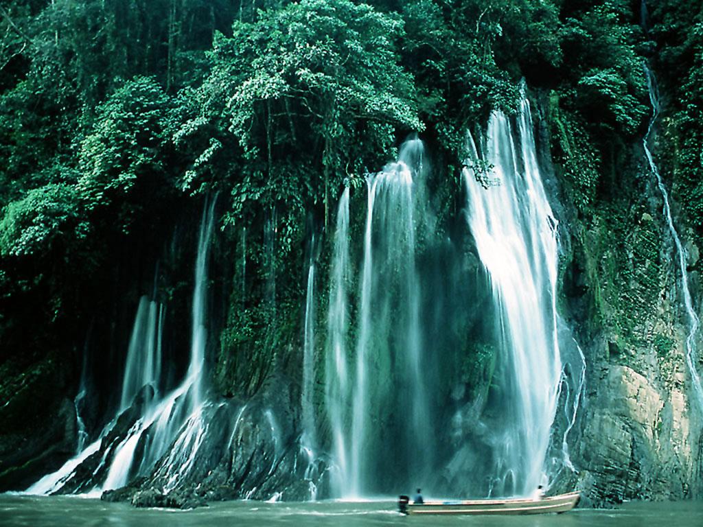 Waterfalls Wallpapers Desktop Waterfall Wallpaper for all 1024x768