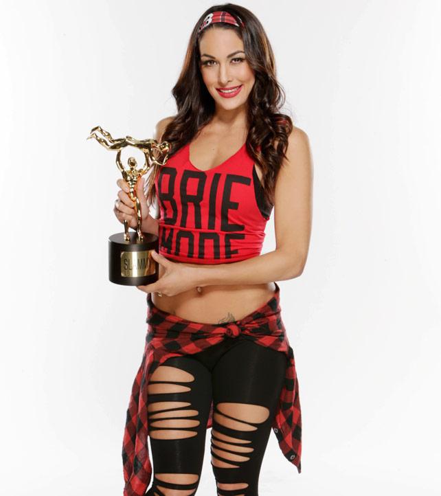 Winners 2014   Brie Bella and Daniel Bryan wallpaper photos 37935038 642x722