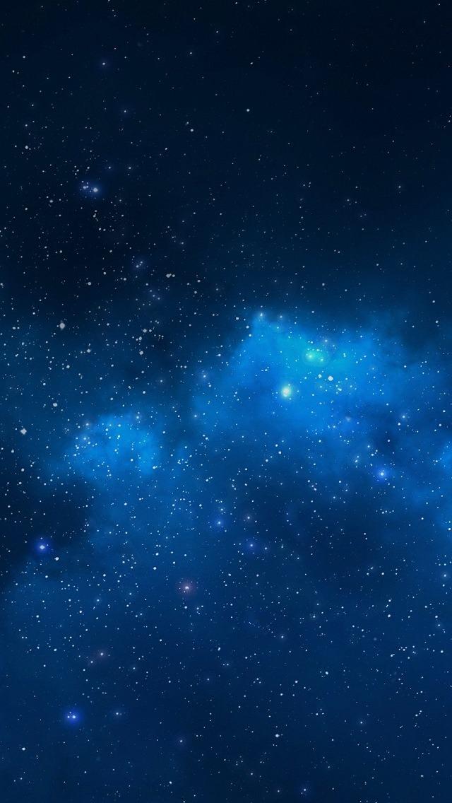 обои звездное небо на айфон 6 № 25943  скачать