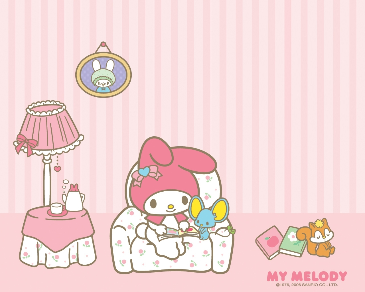 Free Download My Melody Images Picture Books Wallpaper Photos 2712837 1280x1024 For Your Desktop Mobile Tablet Explore 48 My Melody Wallpaper Kuromi Wallpaper Sanrio Wallpaper Free Download My Melody Wallpaper Lock Screen