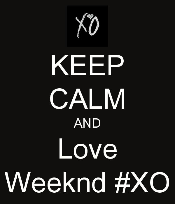 The Weeknd XO Wallpape...