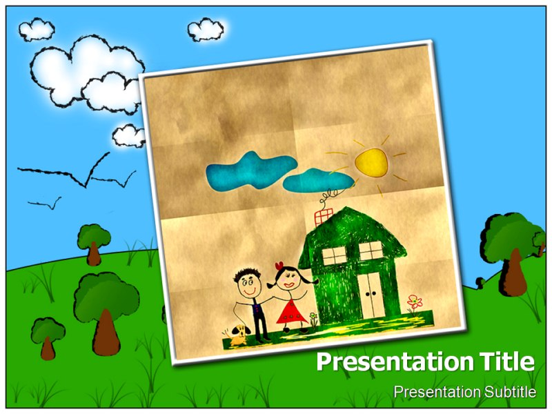 theme ppt for kids