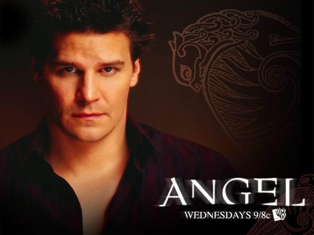 Angel TV Series 1024x768