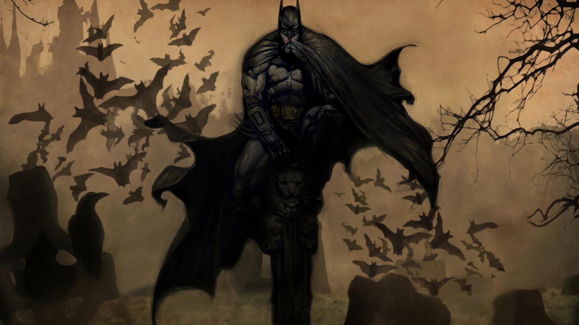 Batman Art wallpaper 107471 1920x1080
