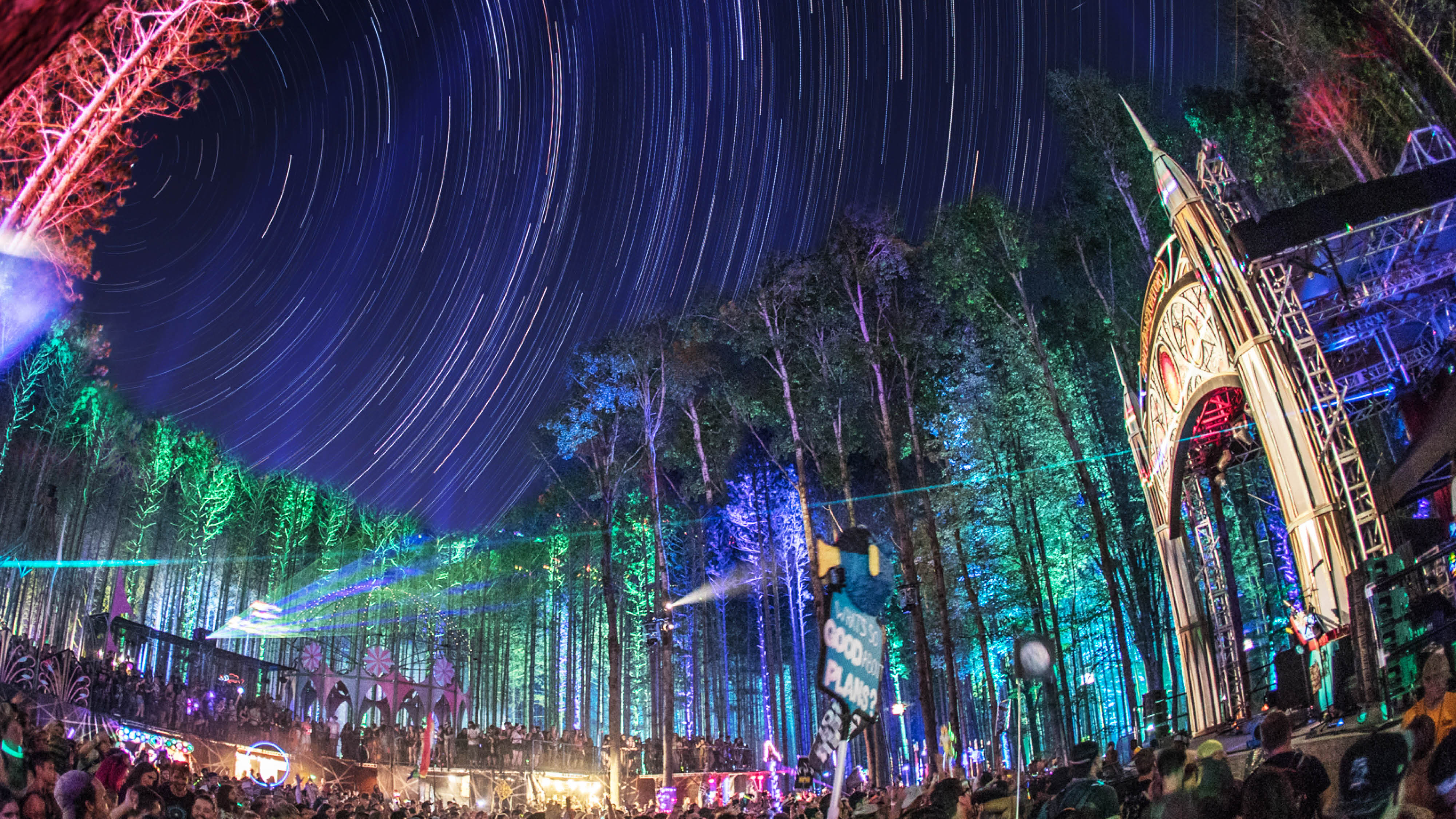 Electric Forest Wallpapers Electric Forest 4000x2250