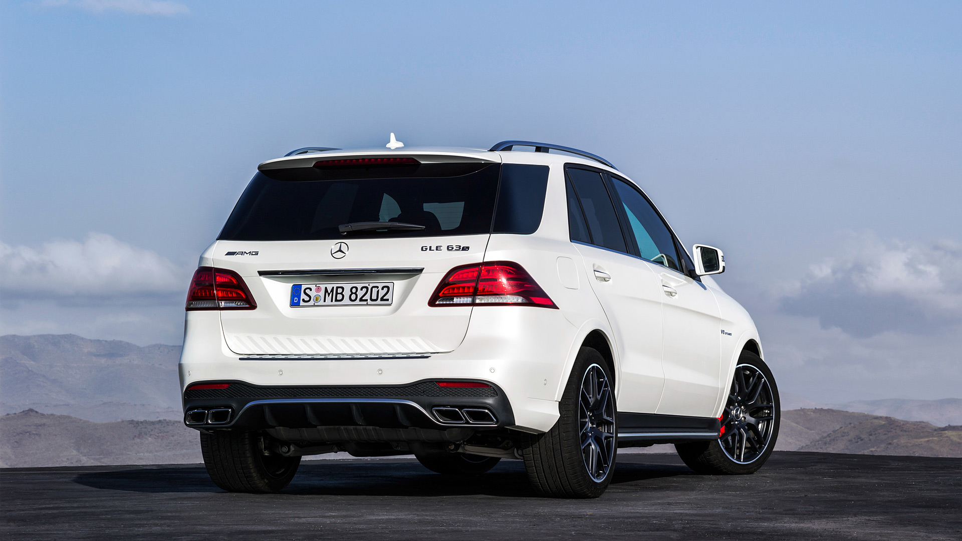 Free download 2016 Mercedes Benz GLE 63 AMG Wallpapers HD ...
