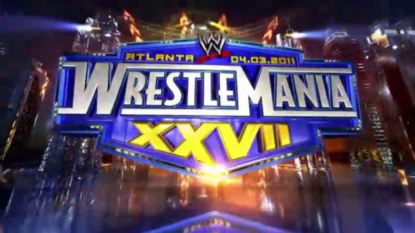 WWE WrestleMania 27 How WWE Can Make the Most of the Matches on 1366x768