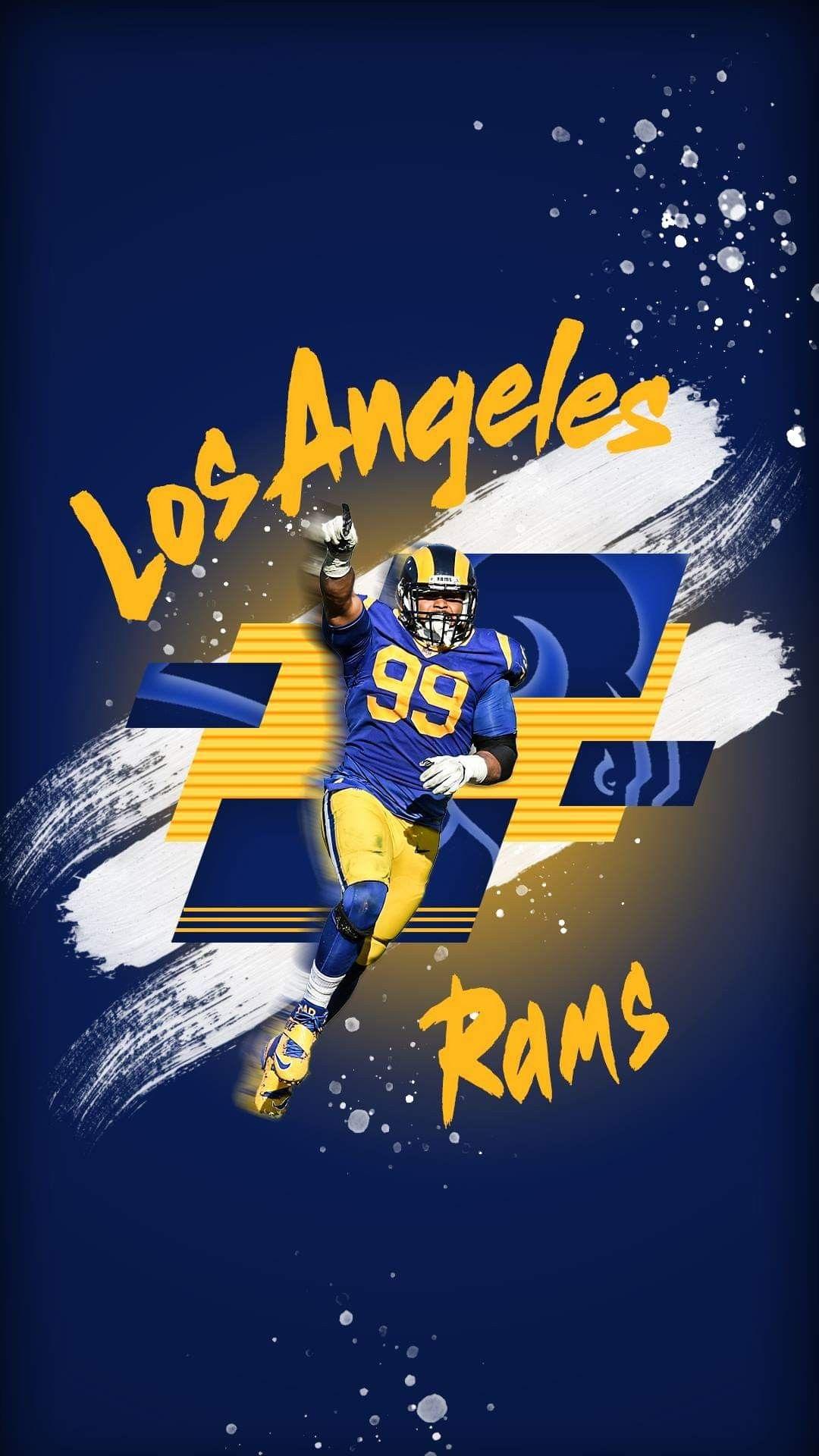 Pin by Rene Winter on LA Rams Football wallpaper Rams football 1080x1920