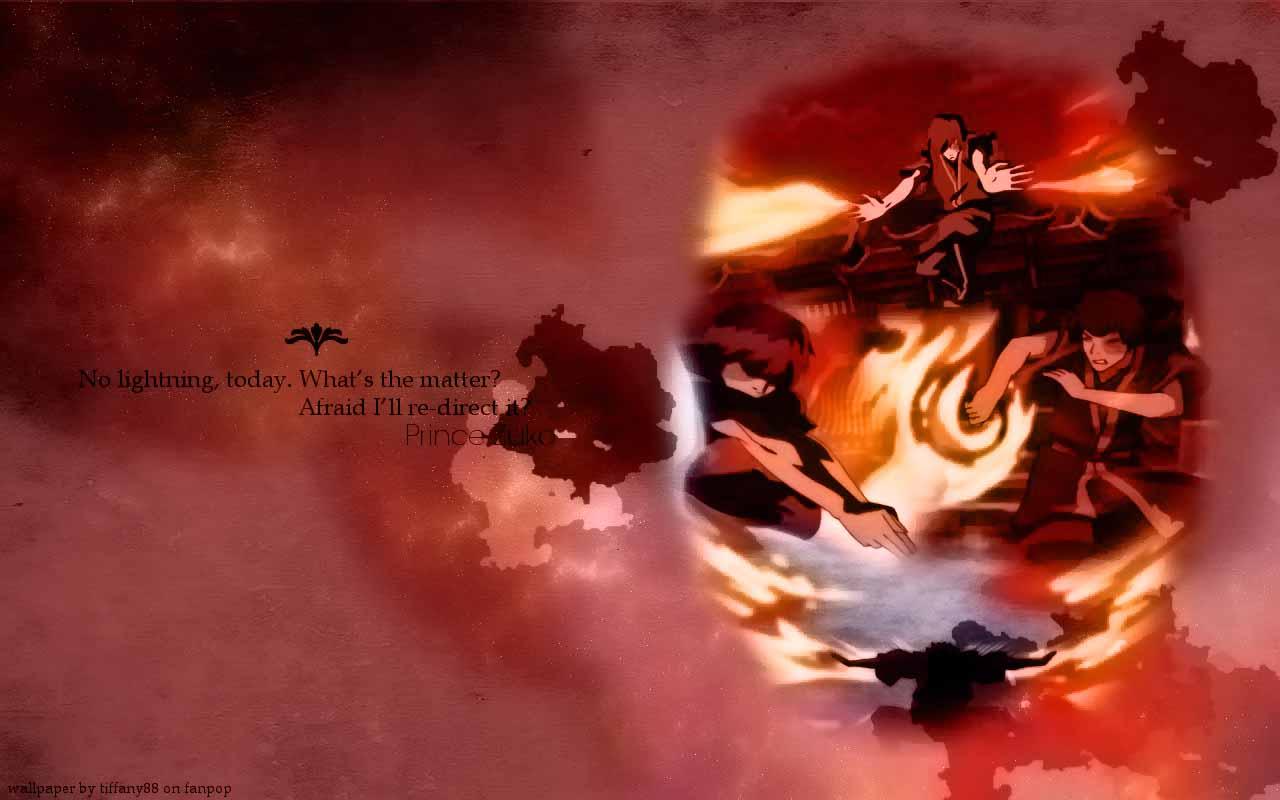 Prince Zuko   Avatar The Last Airbender Wallpaper 28634915 1280x800