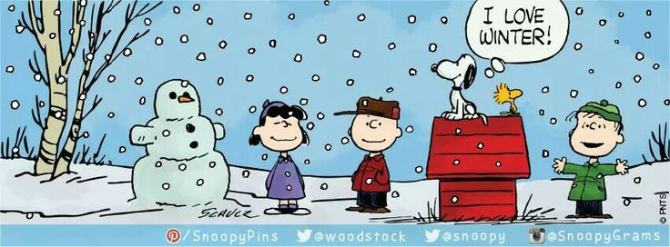Charlie Brown Winter Wallpaper Wallpapersafari
