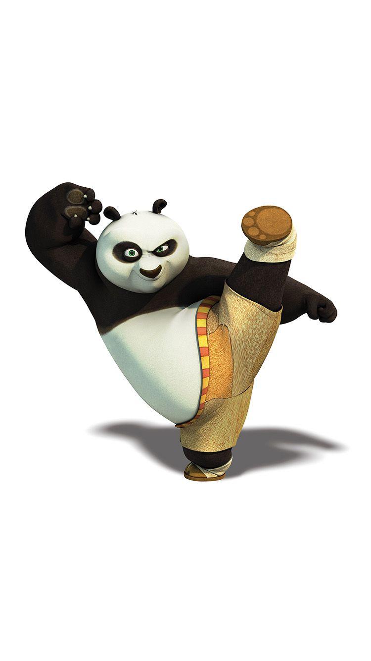 Free Download An52 Kungfu Panda Dreamworks Animal Kick Cute Anime