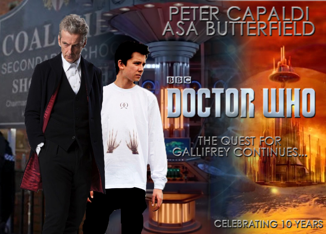 Free Download Doctor Who Series 9 By Thegeekmister 1055x757 For