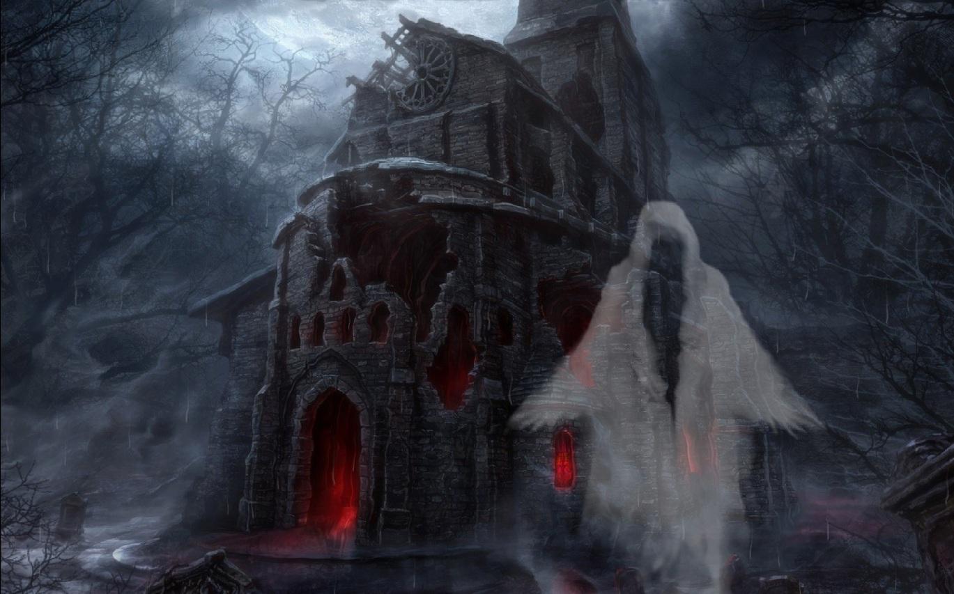 ScreensaversAD Happy Halloween Animated Desktop Wallpapershtml 1369x853