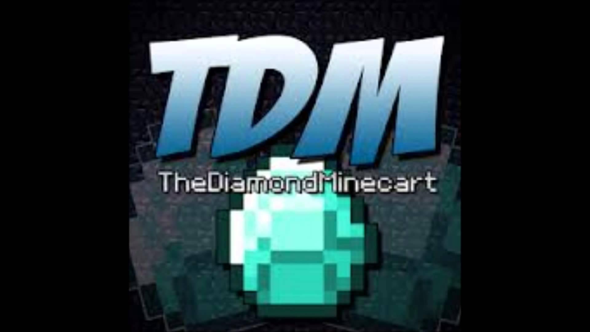 TheDiamondMinecart DANTDM intro song 1920x1080