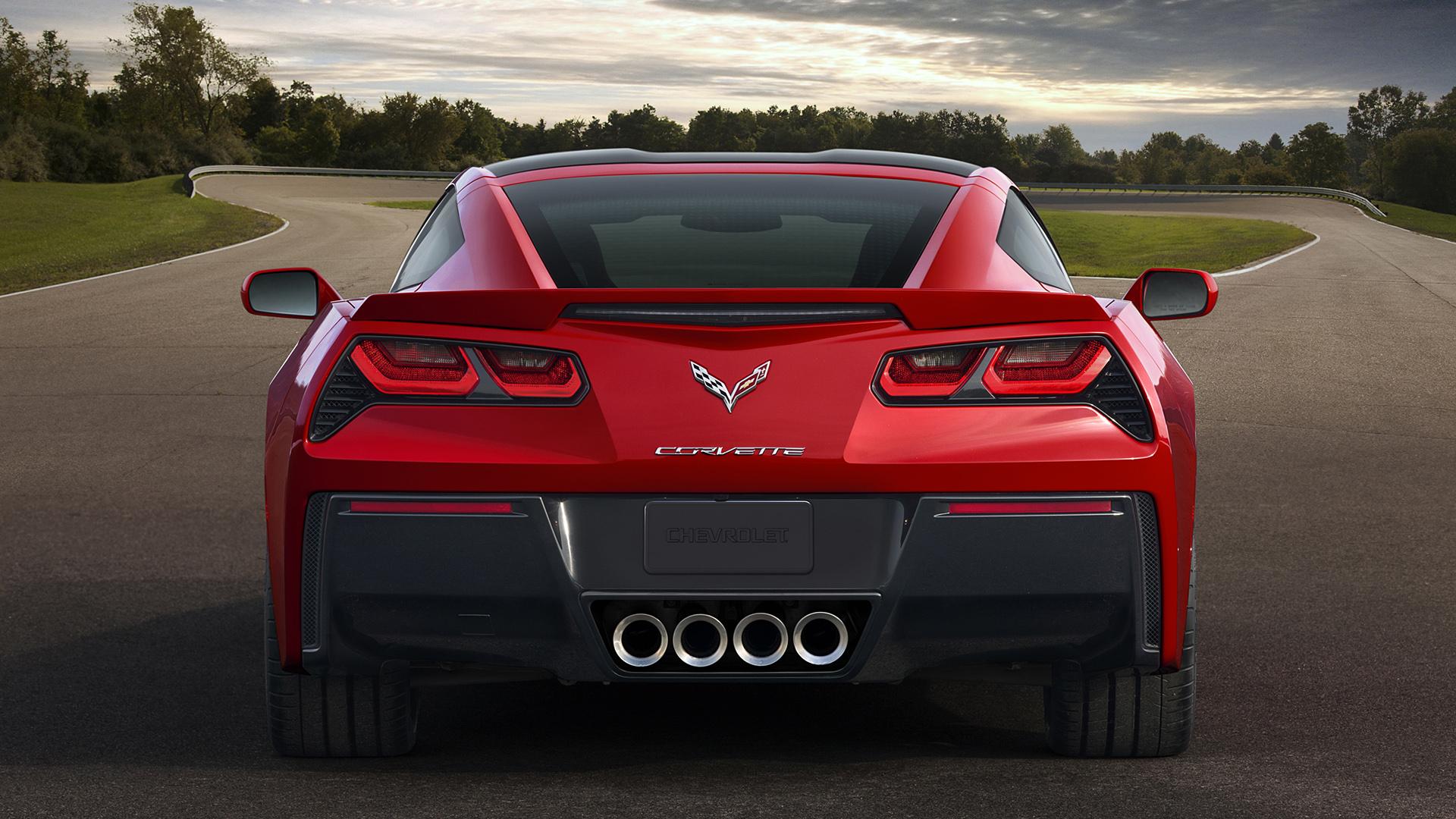 2014 Chevrolet Corvette C7 Stingray Wallpapers 1920x1080