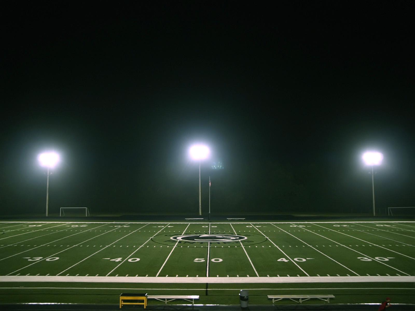 3D NFL Football...