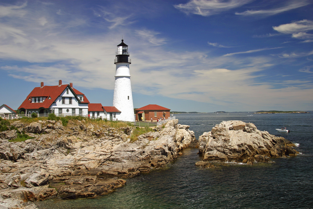 Quotes About Acadia Maine: Maine Lighthouse Wallpaper