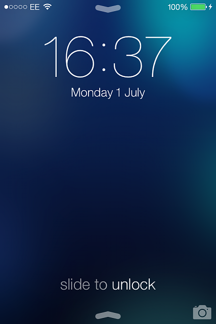iOS 7 Wallpaper and iPhone 4 problem   iPhone iPad iPod Forums at 427x640