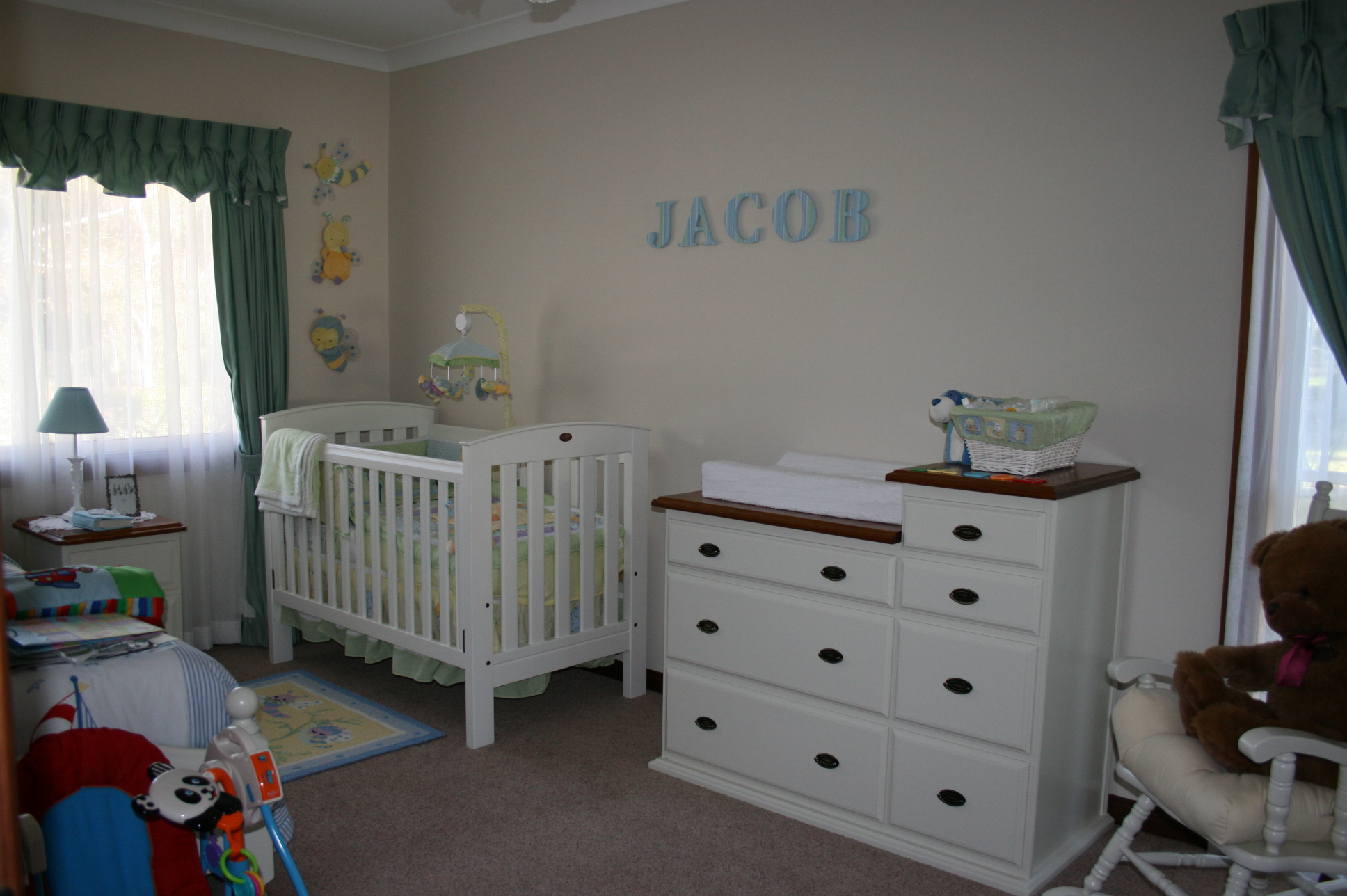 Wallpaper For Baby Boy Room 20045 Wallpapers | Free Baby HD Wallpaper ...