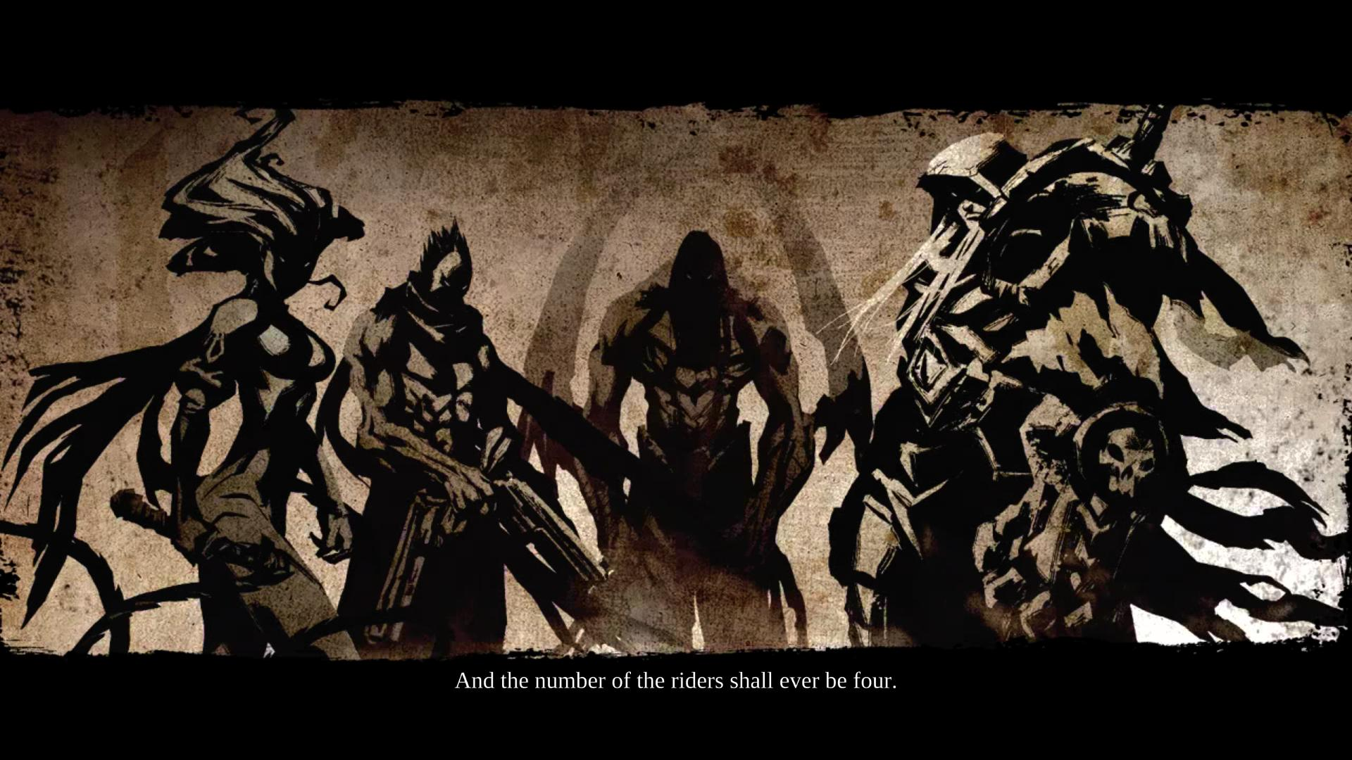 Four Horsemen Of The Apocalypse Wallpaper Darksiders Images Pictures 1920x1080