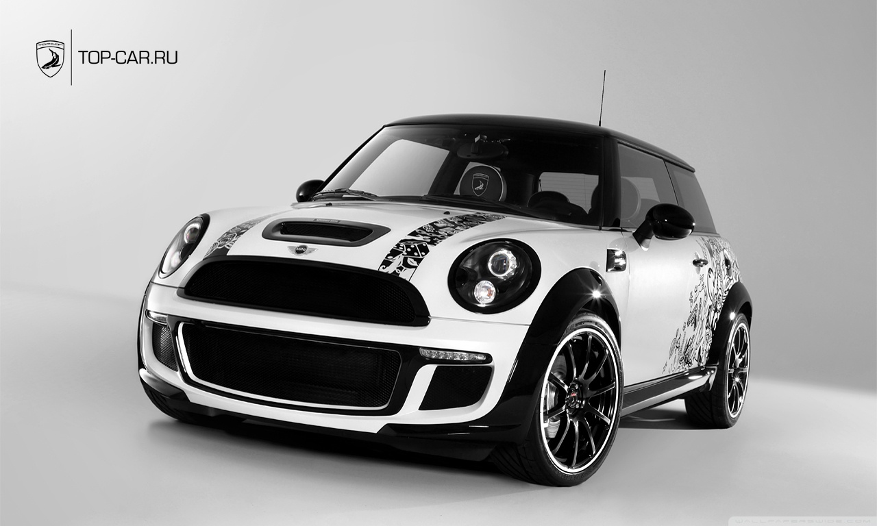 MINI Cooper S Bully wallpaper Auto Keirning Cars 1280x768