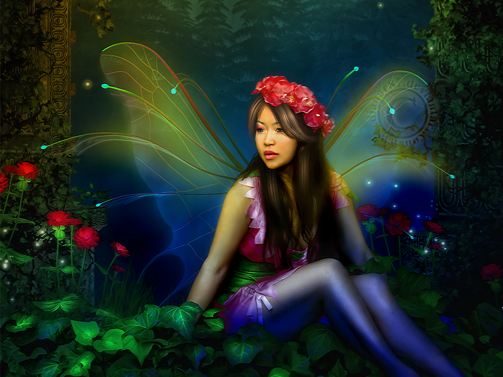 More fairy wallpapers Faeries wallpapers 1024x768