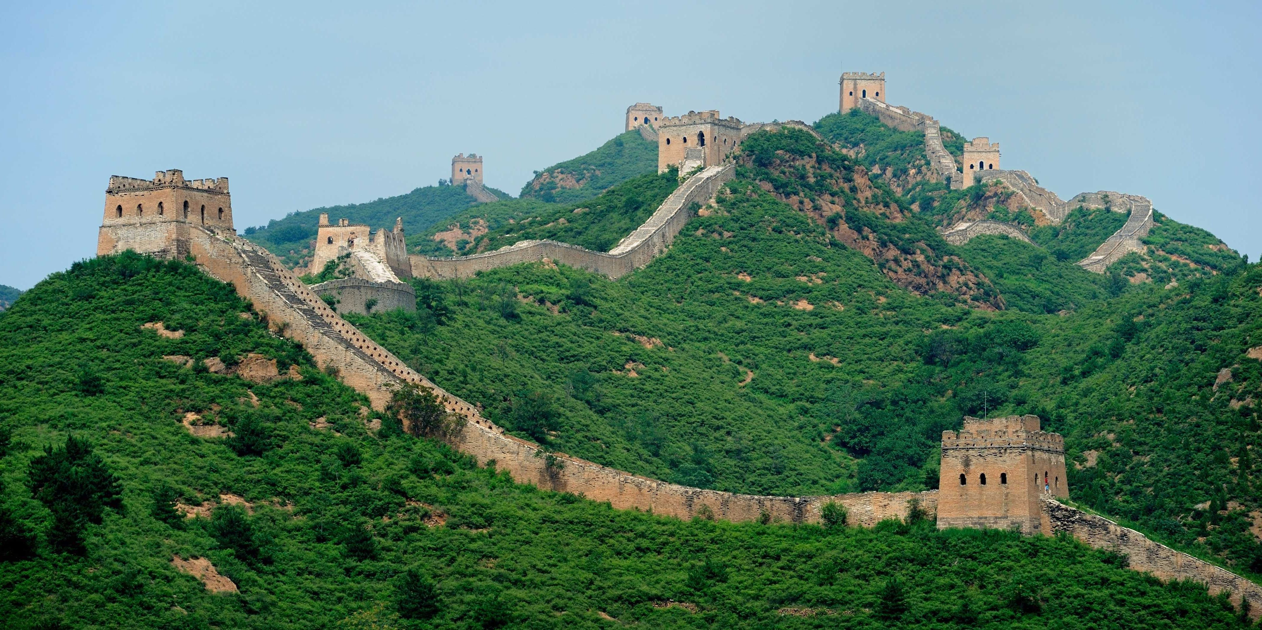 Great Wall of China Wallpapers   Top Great Wall of China 4245x2122