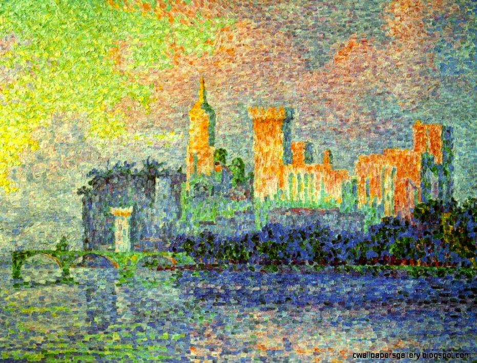 50 Impressionist paintings the Impressionism seen through 50 works 931x709