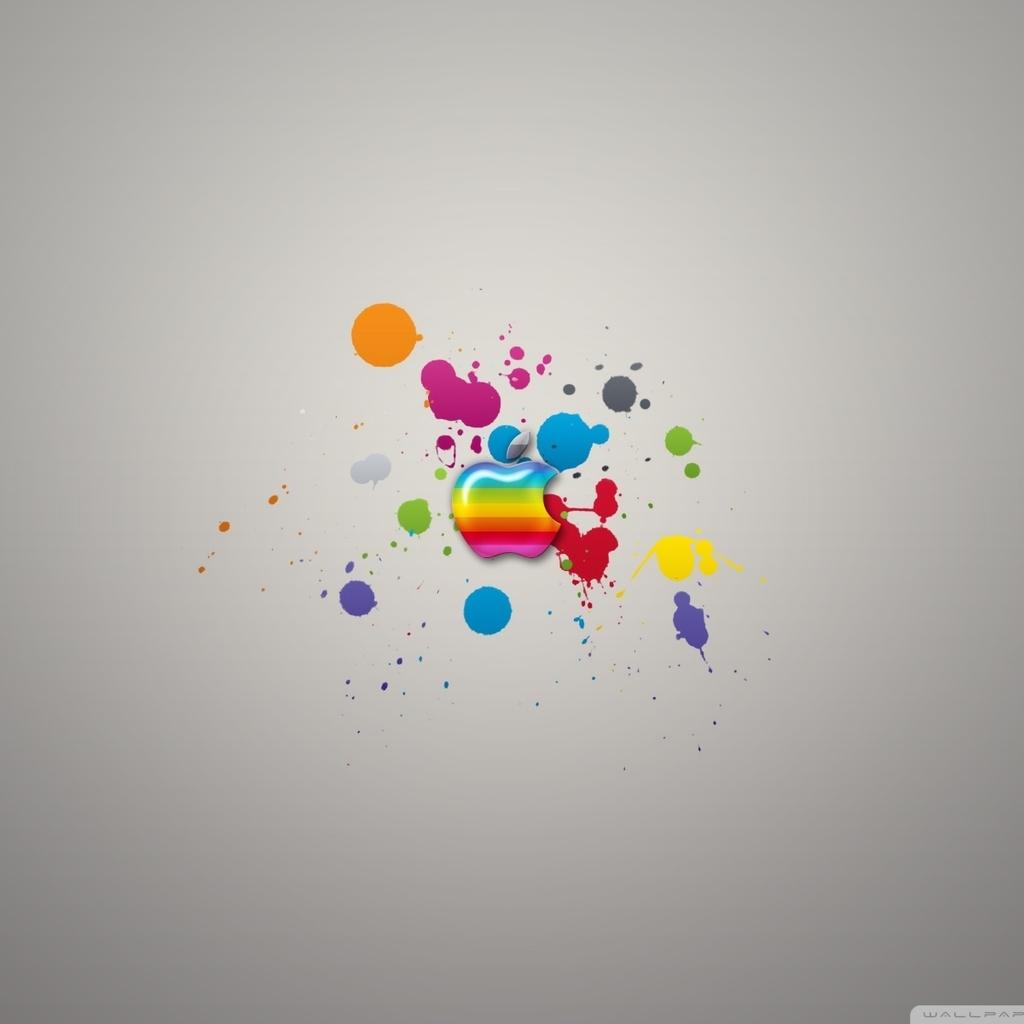 my ipad mini wallpaper hd apple logo 75 my ipad mini wallpaper hd 1024x1024