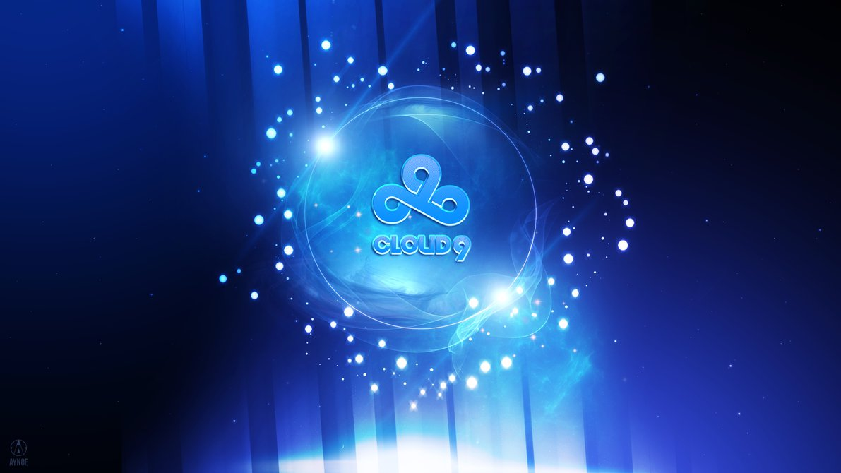 Free Download Cloud9 Wallpaper Logo League Of Legends By Aynoe
