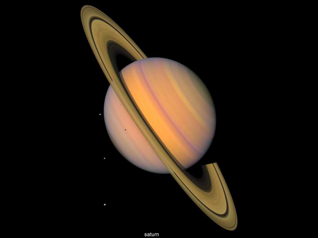 Cassini Saturn Wallpaper - WallpaperSafari