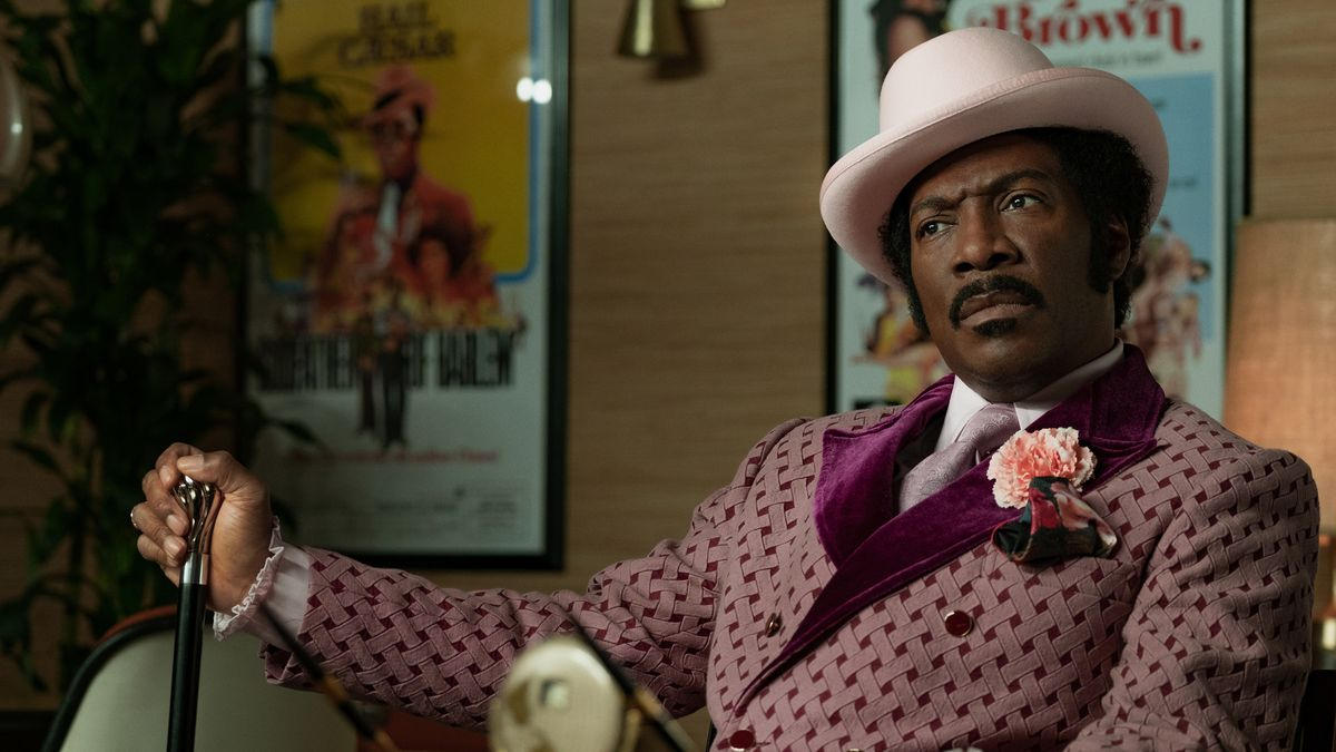 Dolemite Is My Name review Eddie Murphy is on Netflix and 1200x675
