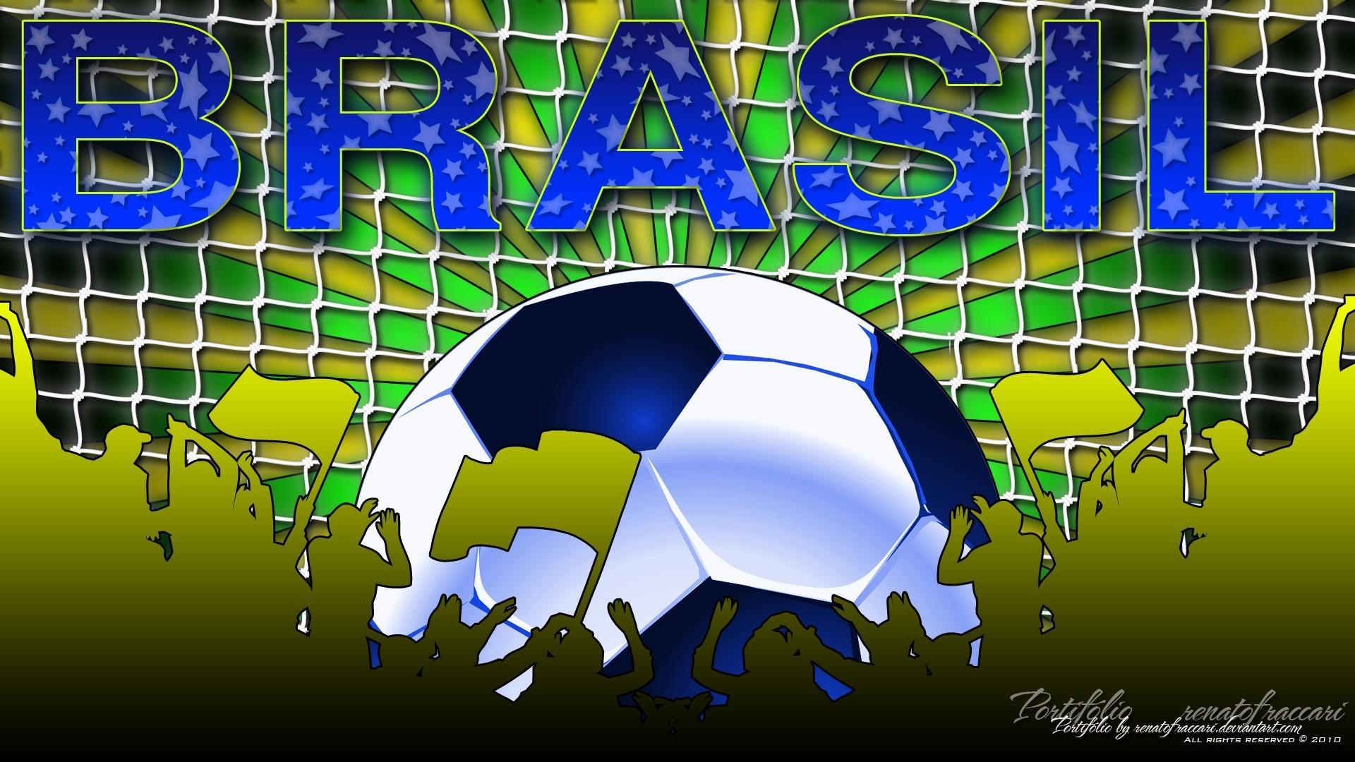 Brazil soccer cbf football logos gol wallpaper 75873 1920x1080