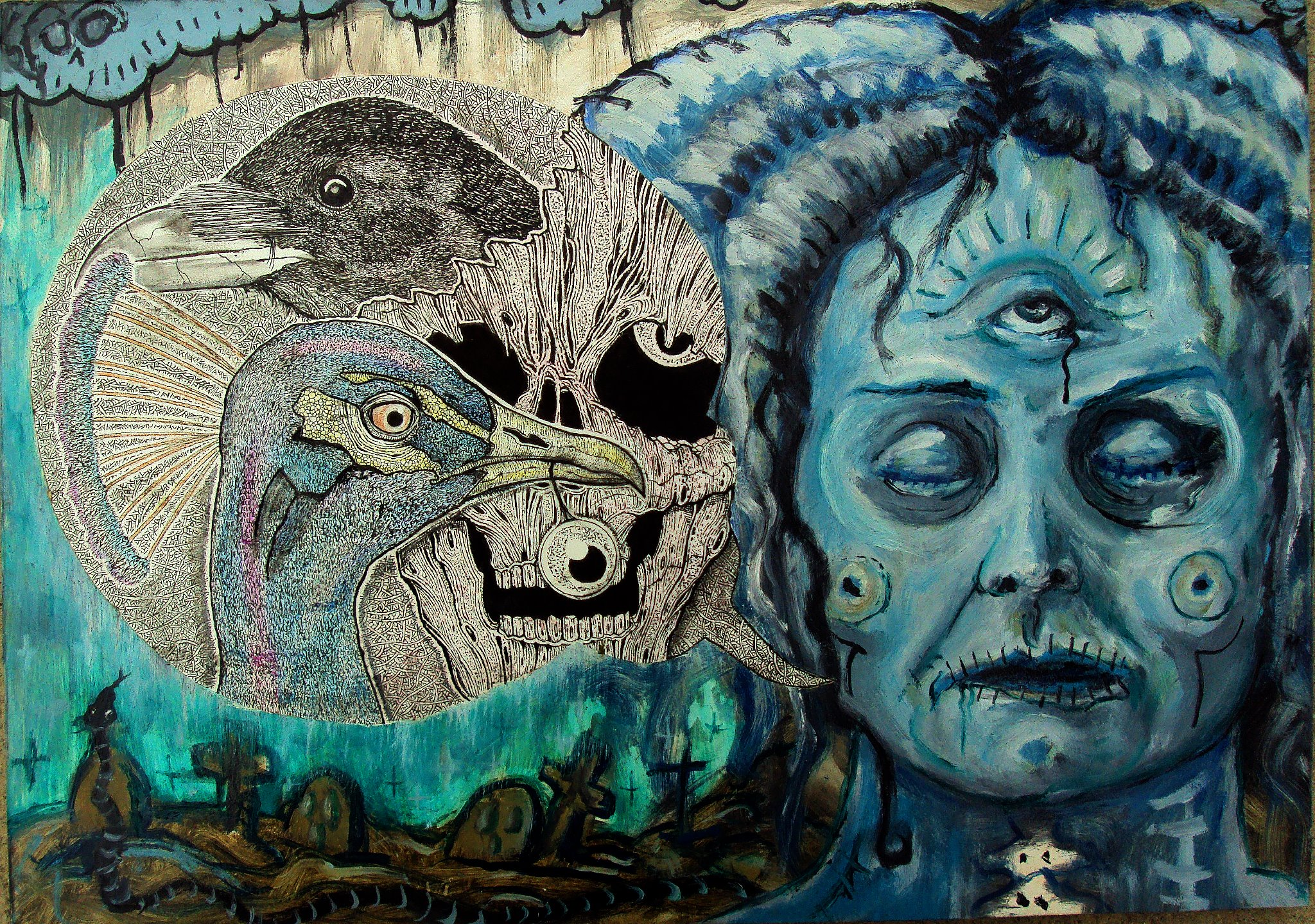 Occult Computer Wallpapers Desktop Backgrounds 2048x1440 ID 2048x1440