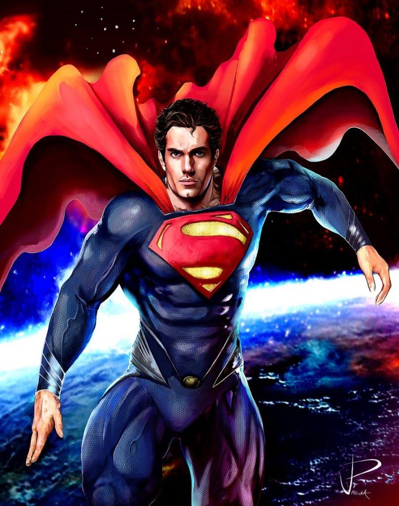 Fan Art Beautiful fan made Man Of Steel pic 807x1024