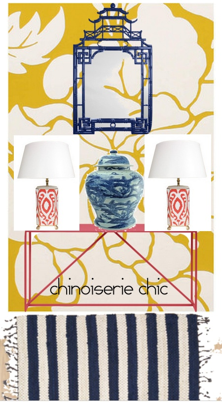 Free Download Chinoiserie Chic Chinoiserie Wallpaper In