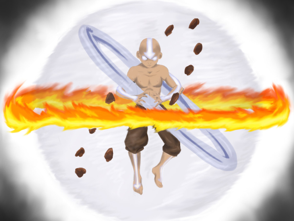 Free Avatar Aang Wallpapers [ ] For Your