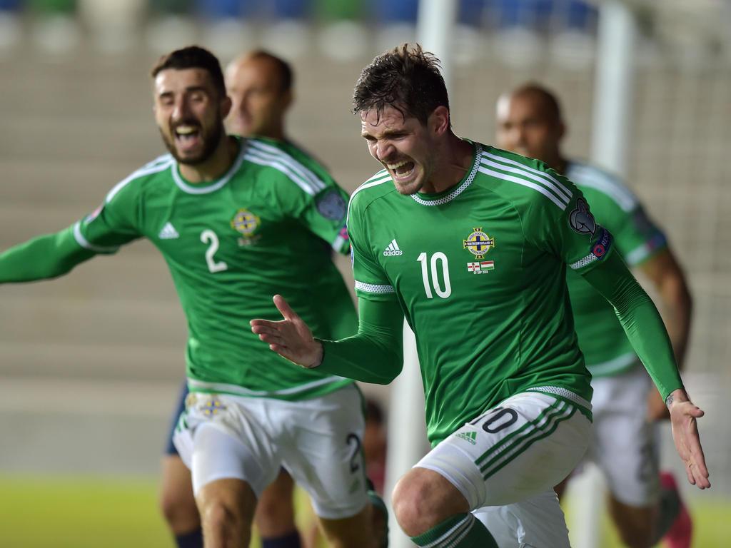 Qualif EURO acutalits Lafferty keeps Northern Ireland on course 1024x768